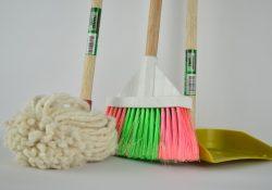 Rengøring af erhverv og private hjem