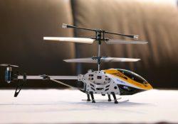Find din personlige fjernstyret helikopter