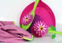 Mikrofiberklude gør rengøringen nemmere og bedre