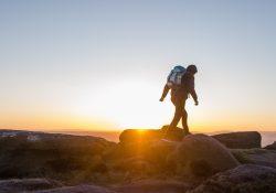 Her finder du udstyr til trekking og outdoor